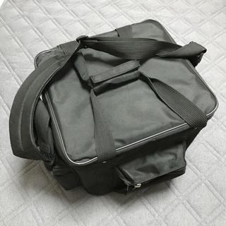 【Kikutani】レコードバッグ CNB DJB-100 ブラック(その他)