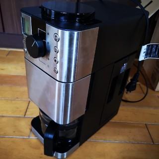 ムジルシリョウヒン(MUJI (無印良品))の最終値下げ!美品☆無印 豆から挽けるコーヒーメーカー☆(コーヒーメーカー)