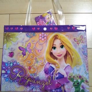 ディズニー(Disney)の新品未使用 ラプンツェル ビニールプールバッグ(その他)