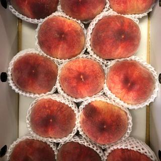 白もふ様専用 桃、プラム合い箱 2〜 2.5キロ(フルーツ)