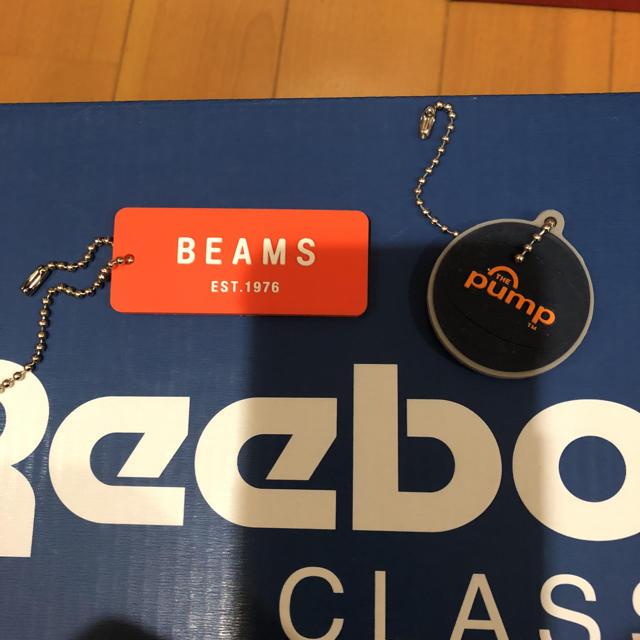Reebok(リーボック)のReebok pump fury ×Beams コラボ. メンズの靴/シューズ(スニーカー)の商品写真