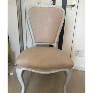 希少!吉川ひなの リュバンシュ リボンが素敵な姫 チェア 椅子