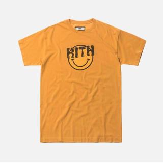 KITH Cheeky Tee Yellow サイズS キス monday(Tシャツ/カットソー(半袖/袖なし))