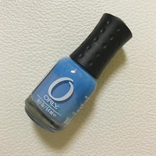 オーリー(ORLY)のORLY オーリー スウィートネイルボリッシュ 青 マニキュア ネイル(マニキュア)