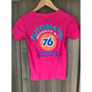 セブンティーシックスルブリカンツ(76 Lubricants)のセブンティーシックス 76 ピンクTシャツ(Tシャツ(半袖/袖なし))