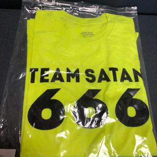 シックスシックスシックス(666)のTEAM SATAN SKATEBOARDING s/s TEE(Tシャツ/カットソー(半袖/袖なし))