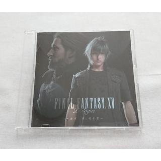 スクウェアエニックス(SQUARE ENIX)のFINAL FANTASY 15 CD(ゲーム音楽)