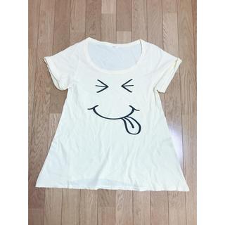 アップタイト(uptight)のTシャツ(Tシャツ(半袖/袖なし))