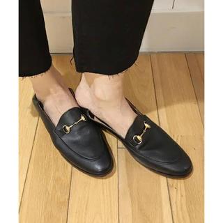 ドゥーズィエムクラス(DEUXIEME CLASSE)のCAMINANDO BIT SLIP ONカミナンドビットスリッポンローファー6(ローファー/革靴)