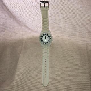 マークバイマークジェイコブス(MARC BY MARC JACOBS)の腕時計(腕時計)