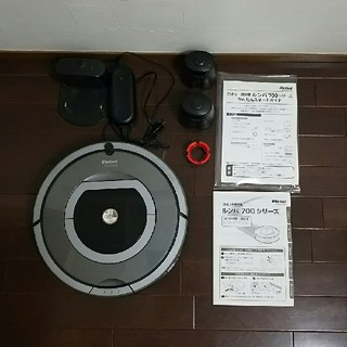 アイロボット(iRobot)のルンバ780 2011年製(掃除機)