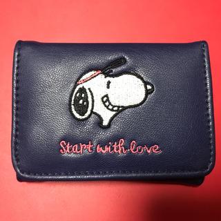 スヌーピー(SNOOPY)のスヌーピーミニ財布(その他)