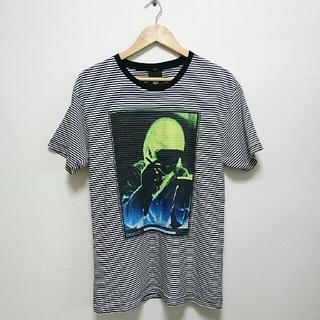 インサイト(INSIGHT)のインサイト🌟ボーダープリントTシャツ(Tシャツ/カットソー(半袖/袖なし))