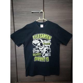 サバトサーティーン(SABBAT13)のELLEGARDEN Tシャツ(used) SBBAT13(ミュージシャン)