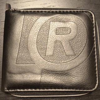 smart 4月号 XLARGE ラウンドジップ型 レザー財布(折り財布)