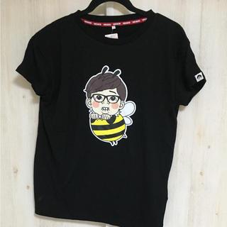 シマムラ(しまむら)のヒカキン Tシャツ M(Tシャツ/カットソー(半袖/袖なし))