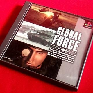 PlayStation - PS グローバルフォース 新・戦闘国家