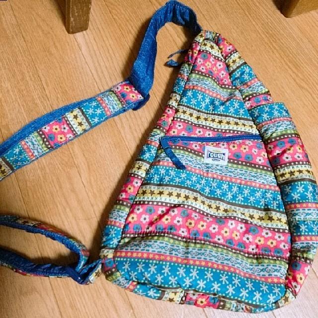 rough(ラフ)のrough 斜めかけバッグ♡♡ レディースのバッグ(ショルダーバッグ)の商品写真