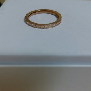 フォリフォリ(Folli Follie)のフォリフォリ 難あり ピンクゴールド リング(リング(指輪))