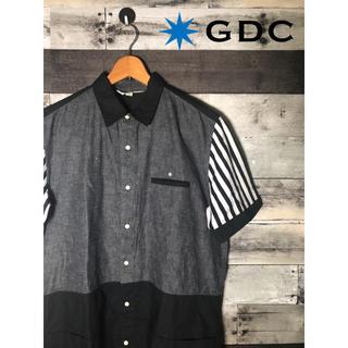 ジーディーシー(GDC)の【GDC】ジーディーシー クレージーシャツ XL(シャツ)