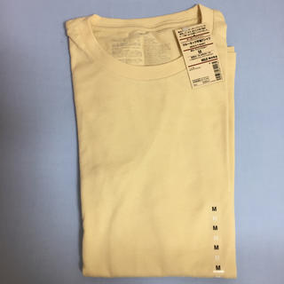 ムジルシリョウヒン(MUJI (無印良品))の無印良品 オーガニックコットン クルーネック半袖Tシャツ(Tシャツ/カットソー(半袖/袖なし))