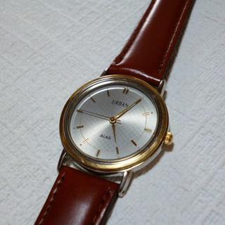 アルバ(ALBA)のALBA URBAN(USED)、ベルト=新品(腕時計)