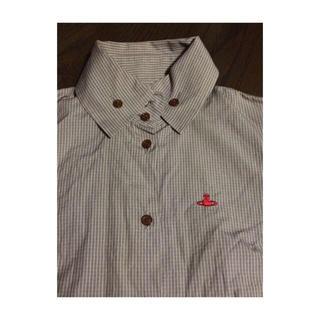ヴィヴィアンウエストウッド(Vivienne Westwood)のvivienne westwoodシャツ(シャツ/ブラウス(長袖/七分))