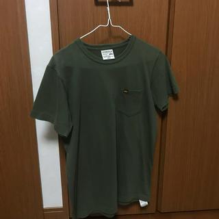アルファ(alpha)のtシャツ(Tシャツ/カットソー(半袖/袖なし))