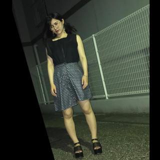 ギザギザスカート(ミニスカート)
