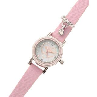 ピンクラテ(PINK-latte)の☆新品!☆ピンク ラテ☆エポベゼルウォッチ☆ピンク☆(腕時計)