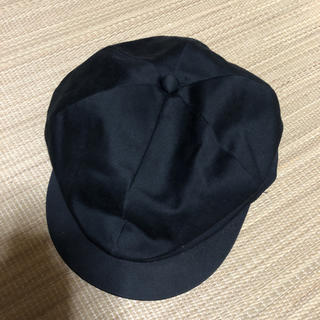 キャリー(CALEE)のキャスケット CALEE キャップ 帽子 tシャツ シャツ パンツ 黒 ブラック(キャップ)