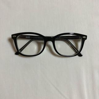 ハレ(HARE)のHARE スクエア型ファッション眼鏡(サングラス/メガネ)