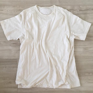 トーキングアバウトザアブストラクション(TALKING ABOUT THE ABSTRACTION)のトーキングアバウトジアブストラクション ビッグ T UNUSED sunsea(Tシャツ/カットソー(半袖/袖なし))