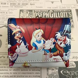 シマムラ(しまむら)の【再値下げ】しまむら 不思議の国のアリス 財布(財布)