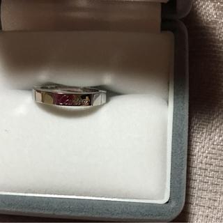 カルティエ(Cartier)のカルティエ ラニエールw18k(リング(指輪))