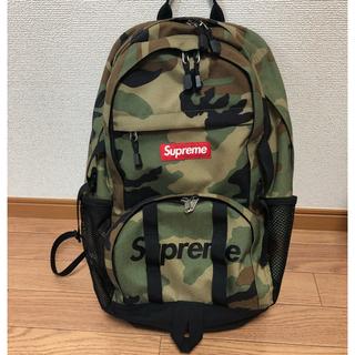 シュプリーム(Supreme)の15ss Supreme backpack(バッグパック/リュック)