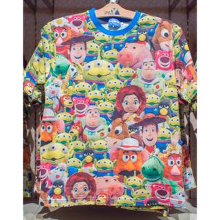 トイストーリー(トイ・ストーリー)の美品 Disney トイ・ストーリー Tシャツ(Tシャツ(半袖/袖なし))