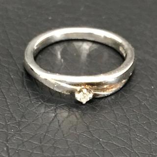ヨンドシー(4℃)の4℃ リング 6号(リング(指輪))