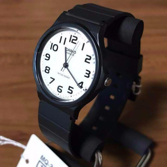29e50cd940 星野源さん着用☆話題 CASIO 腕時計 アナログ 新品の通販 by まきな's ...