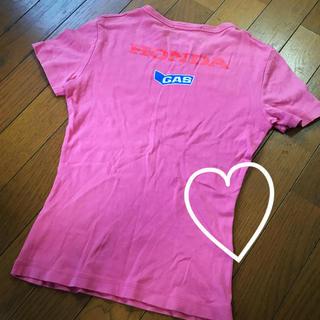 ガス(GAS)のTシャツ♡(Tシャツ(半袖/袖なし))