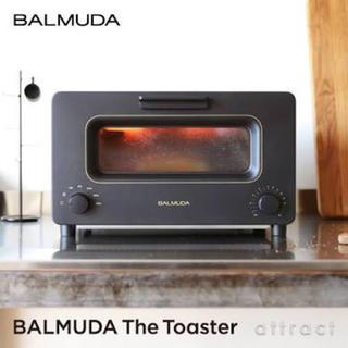 バルミューダ(BALMUDA)のバルミューダ  トースター K01A 新品 開封済 箱なし(調理機器)
