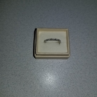 k10ダイヤモンド フルエタニティリング(リング(指輪))