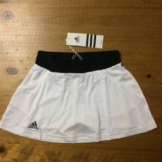 アディダス(adidas)の新品 adidas パンツスカート130(スカート)