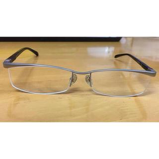 アランミクリ(alanmikli)のアランミクリ 眼鏡 スタルク ①  ハゲタカ着用モデル(サングラス/メガネ)