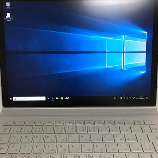 マイクロソフト(Microsoft)のsurface book  corei7  512GB   GPU搭載モデル  (ノートPC)