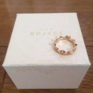 ノジェス(NOJESS)のノジェス クラウンリング(リング(指輪))