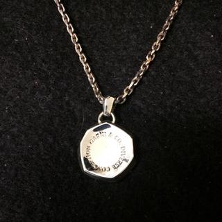 ガルニ(GARNI)のGARNI ネックレス ガルニ DC Stamp Pendant(ネックレス)