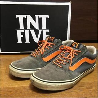 6fd70409ade362 VANS - VANS TNT5 25.5cm US7.5 M プロモデル スケート WTWの通販 ラクマ
