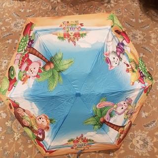 ダッフィー(ダッフィー)の香港ディズニー♡ダッフィーフレンズ フルーツ折りたたみ傘(傘)