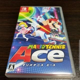 ニンテンドースイッチ(Nintendo Switch)の本日発送可 マリオテニス エース Switch(家庭用ゲームソフト)